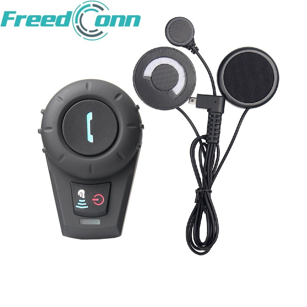 Prix pour Mise à jour Version FM Inclus BT Bluetooth Moto Casque Interphone Interphone Casque + Soft Écouteur