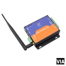 USR-WIFIIO-83 Free Shipping USR Wi-Fi/LAN Relay Board, Remote Control System,Remote Control Switch