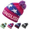 Women Winter Knitted Hats Gorro Beanie For Men Women Beanies Hat Bonnet Outdoor Sport Skiing Chapeu Cap Beanies Warm For Men