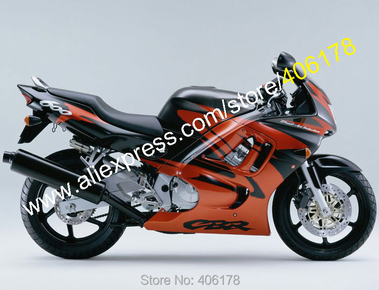 Hot Sales,For Honda CBR600 RR F3 97 98 CBR 600 RR 600RR 1997 1998 600f3 CBR600RR Aftermarket ABS Fairing Kit (Injection molding)