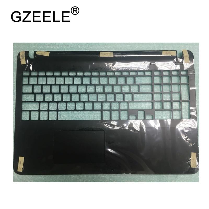 GZEELE New For SONY VAIO SVF152A29L SVF152C29L SVF152A29M SVF152A29V US Keyboard Bezel Upper Cover Case Palmrest 15.6