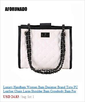 Novo Estilo de Bolsas De Luxo Mulheres