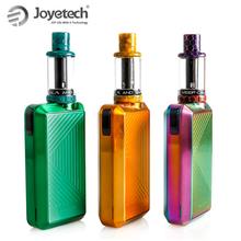 100 oryginalny Joyetech BATPACK zestaw do e-papierosa z ECO D16 Atomizer 2 0ml e-liquid pojemność zastosowanie BFHN 0 5ohm głowy e-papieros tanie tanio Bez Baterii Brak Joyetech BATPACK Kit with Joye ECO D16 Atomizer Metal Zewnętrzny
