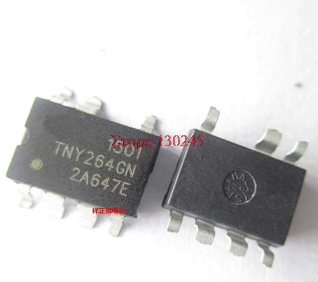 10pcs/lot TNY264GN SOP-7 TNY264 SOP7 TNY264G SOP SMD 264GN New And Original IC In Stock