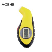 LCD Digital Tire Tyre Air Pressure Gauge Tester Meter Tool For Auto Car Motorcycle Brand New Measuring Tools
