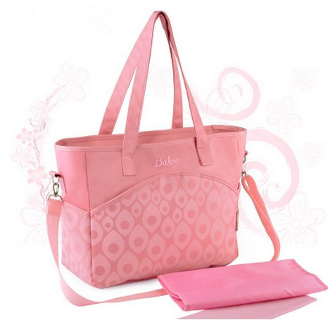 Diaper Bag Multifunctional Baby Stroller Mom Handbags Shoulder Bags