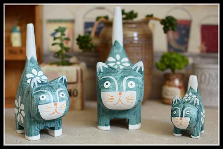 Είδη διακόσμησης γάτας 3 τεμάχια / set - Διακόσμηση σπιτιού - Φωτογραφία 4