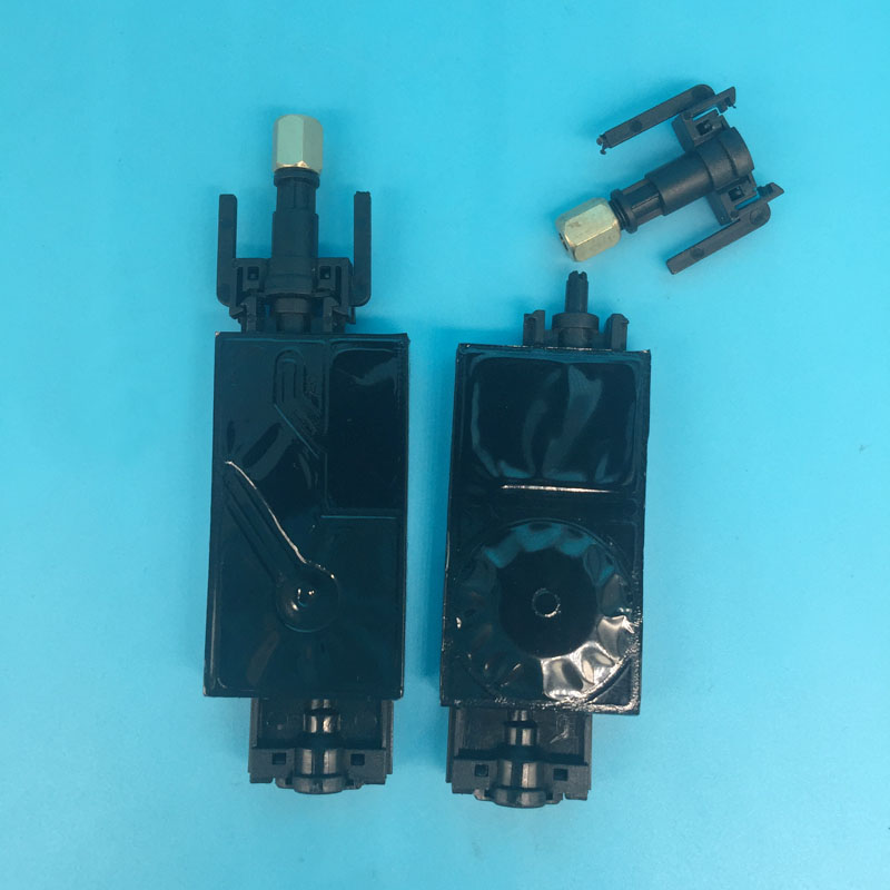 50pcs lot Solvent UV ink DX5 printhead ink damper with connector for Galaxy Mimaki CJV30 JV33