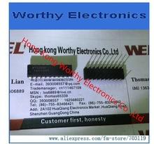 Free  shipping   10PCS/LOT   Logic – Buffers  Drivers  Receivers Transceivers  IC INVERTER DUAL 4-INPUT 20DIP 74AC240PC