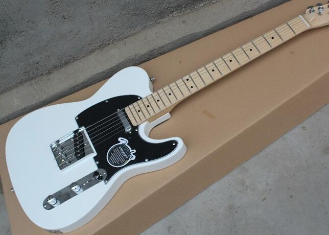 Free Shipping Hot Selling 6 String F Custom Shop Telecaster Electric Guitar In Stock