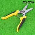 KELUSHI Fiber Optic Kevlar Scissor Cutter aramid fiber For sharp scissors, scissors jumper wire pigtail FTTH Tools Free shiiping