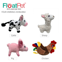Pet Plush Dog Toys Cute Chew Animals Will Cat Puppy Toy Squeak