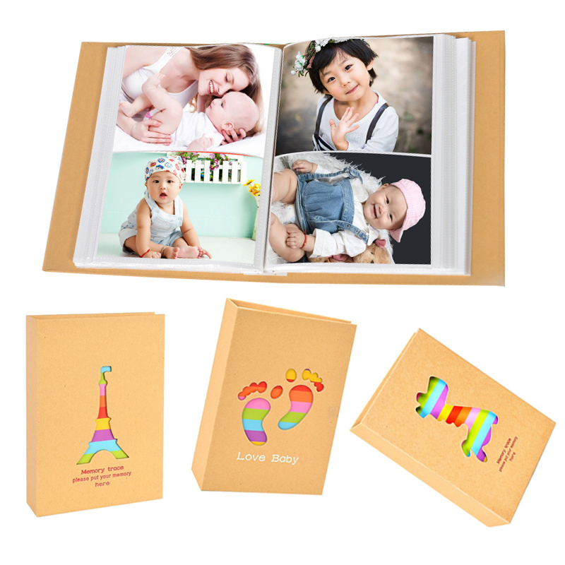 cute baby photo album de fotografia 6 inch photo album 100