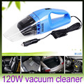 Car Vacuum Cleaner Wet And Dry Dual-use Super Suction 12V 120W Car Tile Vacuum Cleaner Car Accessories