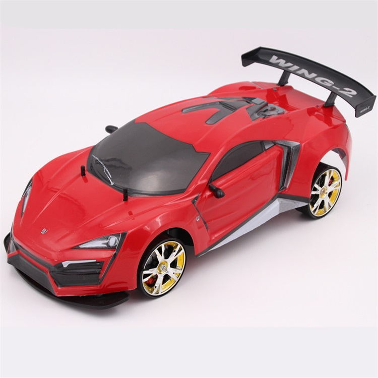 Large 1:10 New RC Car High Speed Racing Car 2.4G  4 Wheel Drive Radio Remote Control Sport Drift Racing Car Model electronic toy