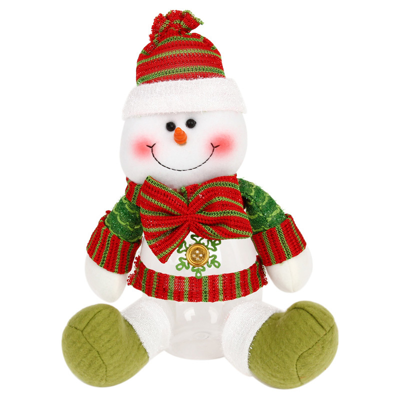 Online get cheap santa candy jar alibaba for Christmas decorations sale online