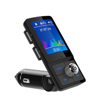 LCD Display Wireless Bluetooth FM Modulator Transmitter Handsfree Car Kit MP3 Player Audio Auto MP3 Player with USB