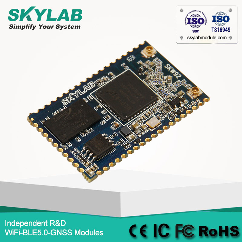SKYLAB Low Price WiFi Bridge Repeater Home Automation SKW92A WiFi AP Router Module
