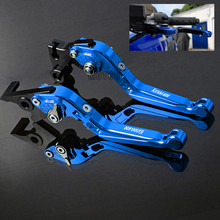 Motorcycle Brake Clutch Levers For SUZUKI 600 KATANA 1998-2006 Adjustabe Folding Extendable Brake Levers Motorcycle Accessories футболка wearcraft premium slim fit printio per aspera ad astra