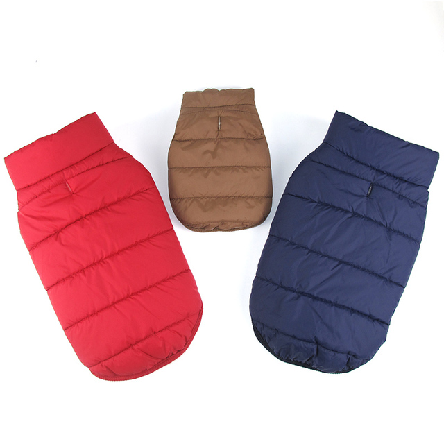 Winter pet coat clothes for dogs Winter clothing Warm Dog clothes for small dogs Christmas big dog coat Winter clothes chihuahua 4