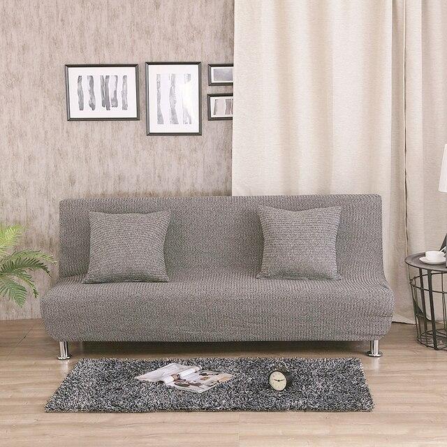 Elastische Armless Couch Sofa Abdeckung Für Wohnzimmer Universal