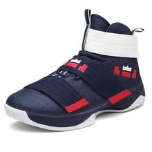 Men Basketball Shoes Men Sneakers Breathable Outdoor Waterproof Tactics Athletic Sport Shoes Hombre Men Ankle Boots Zapatillas