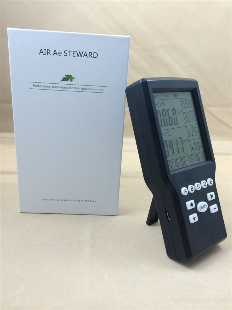 все цены на High quality  formaldehyde air quality detector онлайн