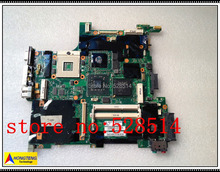 Original Laptop motherboard For IBM T400 DDR2 With Graphics Card FRU:42W8127 100% Test ok