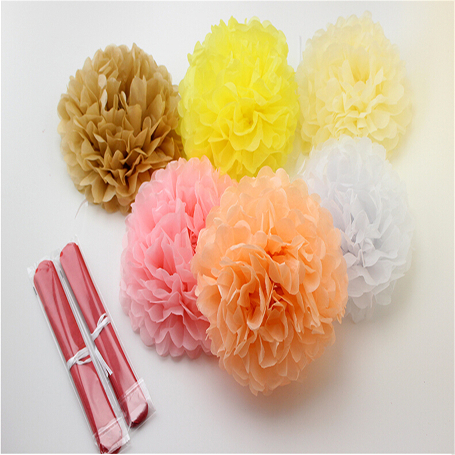 how to hang tissue paper pom poms Decide what kind of pom-poms you want to make and how you want to use them do you want tulle or tissue paper do you want to string them like garland do you want to hang a few from the ceiling a few options for this style would be using 3-5 pom-poms of the same size in different colors, 3-5 of.