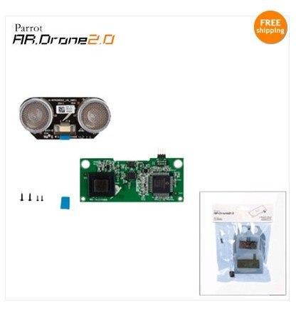 Parrot AR. Drone 2.0 Originale Scheda di Navigazione (PF070041AA) W/sensori ad ultrasuoniParrot AR. Drone 2.0 Originale Scheda di Navigazione (PF070041AA) W/sensori ad ultrasuoni
