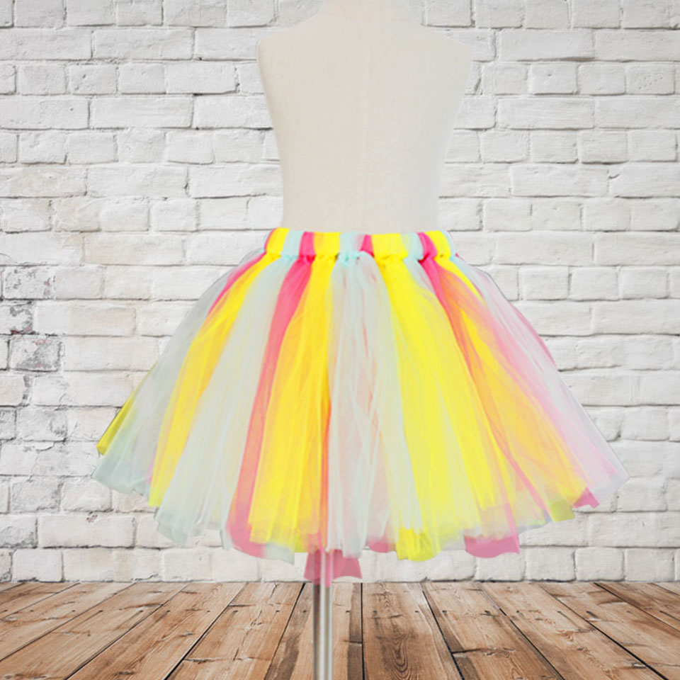 SPECIAL kids costumes girls baby yellow tutu skirt nephew gifts birthday sleeping newbor ...