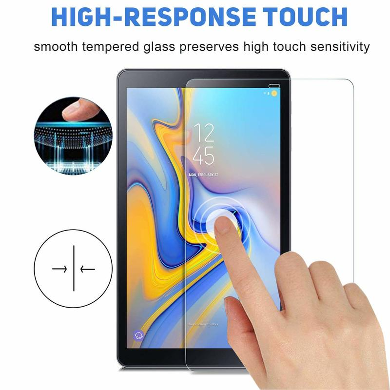 Tempered Glass For Samsung Galaxy Tab A 10.5 2018 T590 T595 Screen Protector Tab A2 10.5