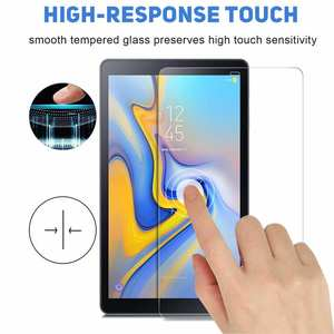 Glass Screen-Protector T595 Samsung Galaxy Tab for Tab-A A2 Sm-T595/sm-T590 Tablet