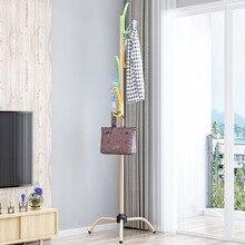 Новая многофункциональная стойка для пальто с одним стержнем, креативная вешалка для гостиной, Практичная Вешалка для дома, спальни, домашняя мебель