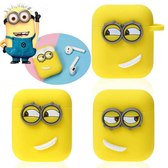 Minions AirPod Case Cover 1