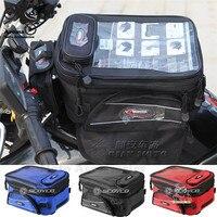 waterproof magnetic universal motocross head bag pit bike scooter motorbike saddle bags moto luggage bag motorcycle tank bags