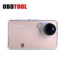 HD 1080P Mini Driving Recorder Metal Ultra - thin Night Vision wide Angle Car DVR Vehicle Camera