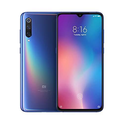 Legend Coupon Xiaomi-Mi-9-Global-Version-Color-Blue-Ocean-Dual-SIM-64-hard-GB-RAM-6-hard Smart phone