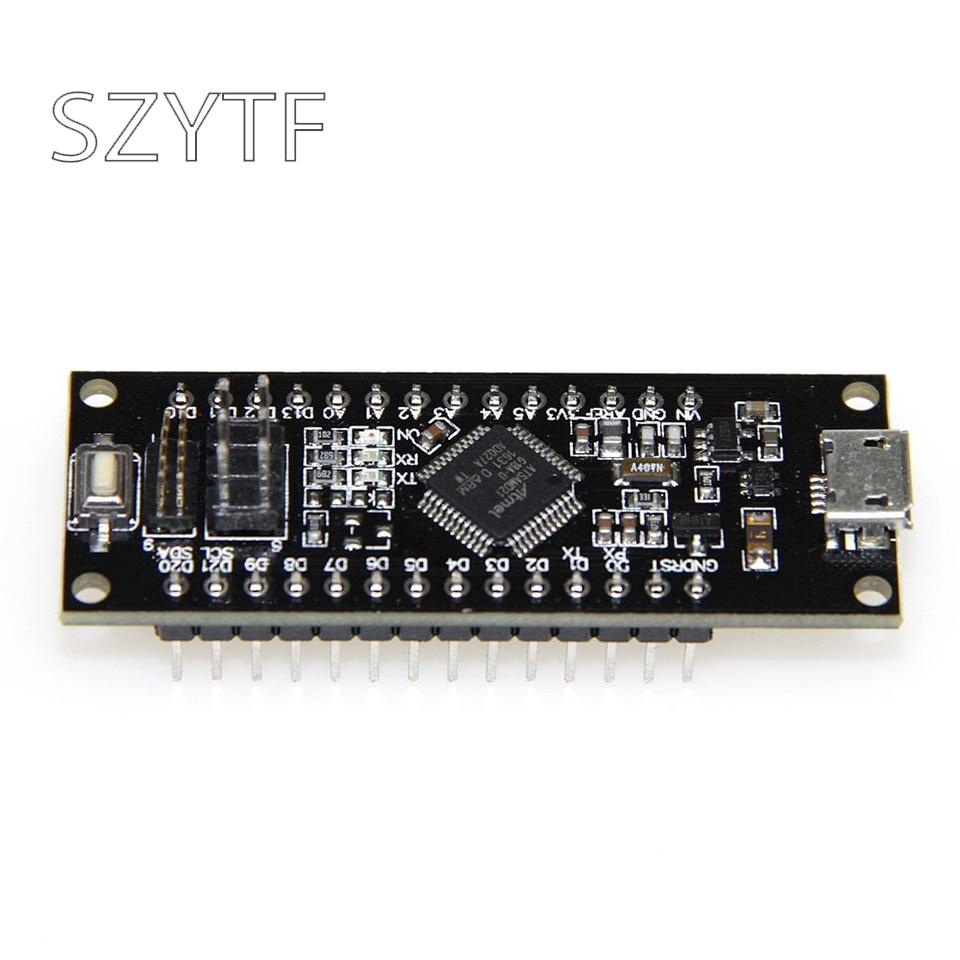 Hot Sale] SAMD21 M0 Mini  32 bit ARM Cortex M0 core  Pins UnSoldered