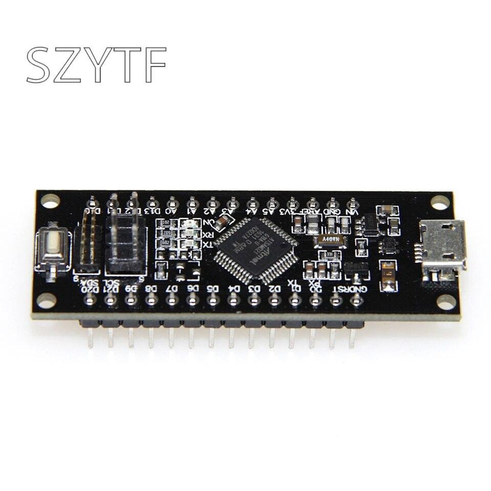 SAMD21 M0-Mini 32-bit ARM korteks M0 çekirdek uyumlu sıfır formu Mini Z10 damla gemi
