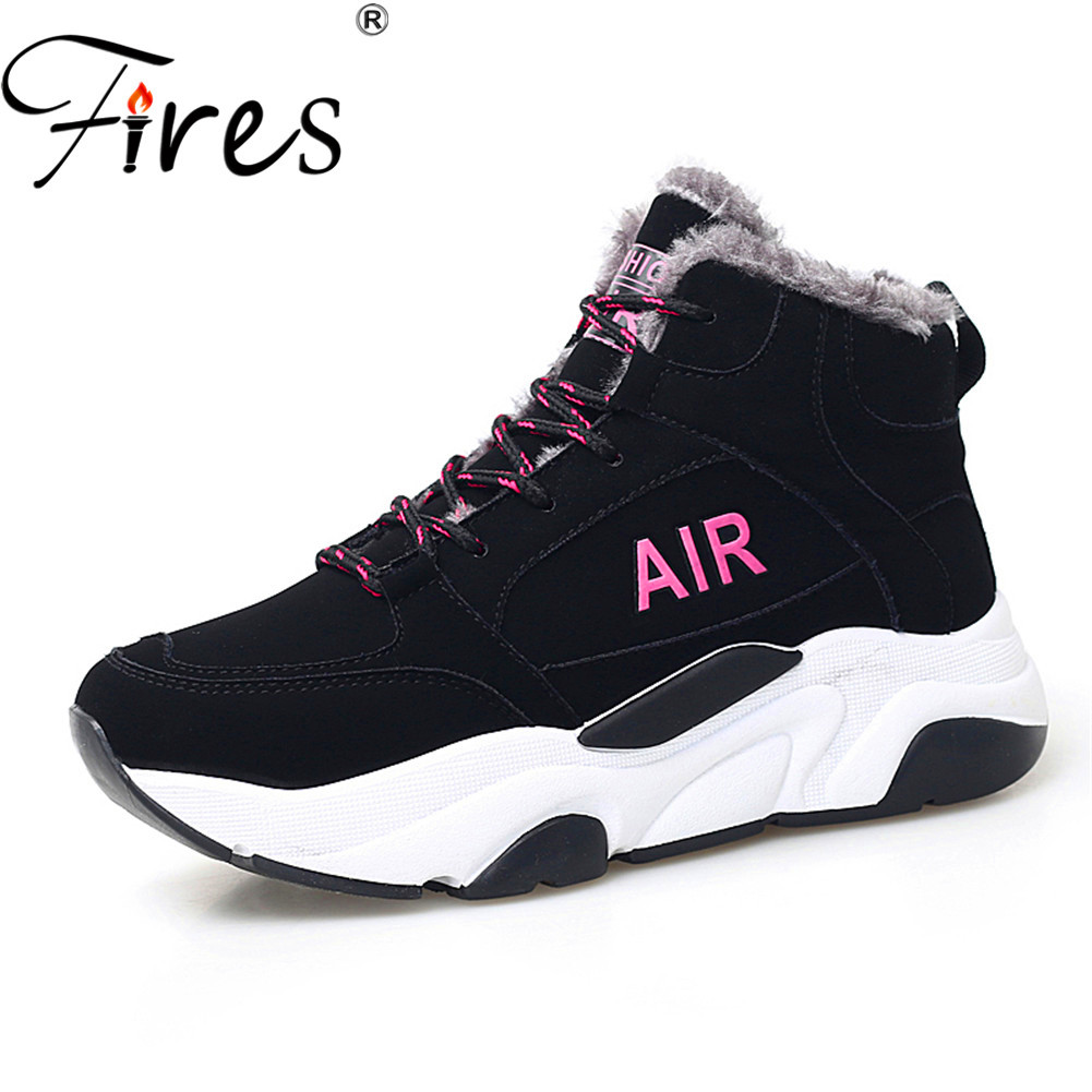 Fires Women Sneakers Outdoor Running Shoes For Women Winter Lady Sports Shoes Brand Trend Walking Footwear New Zapatillas Mujer