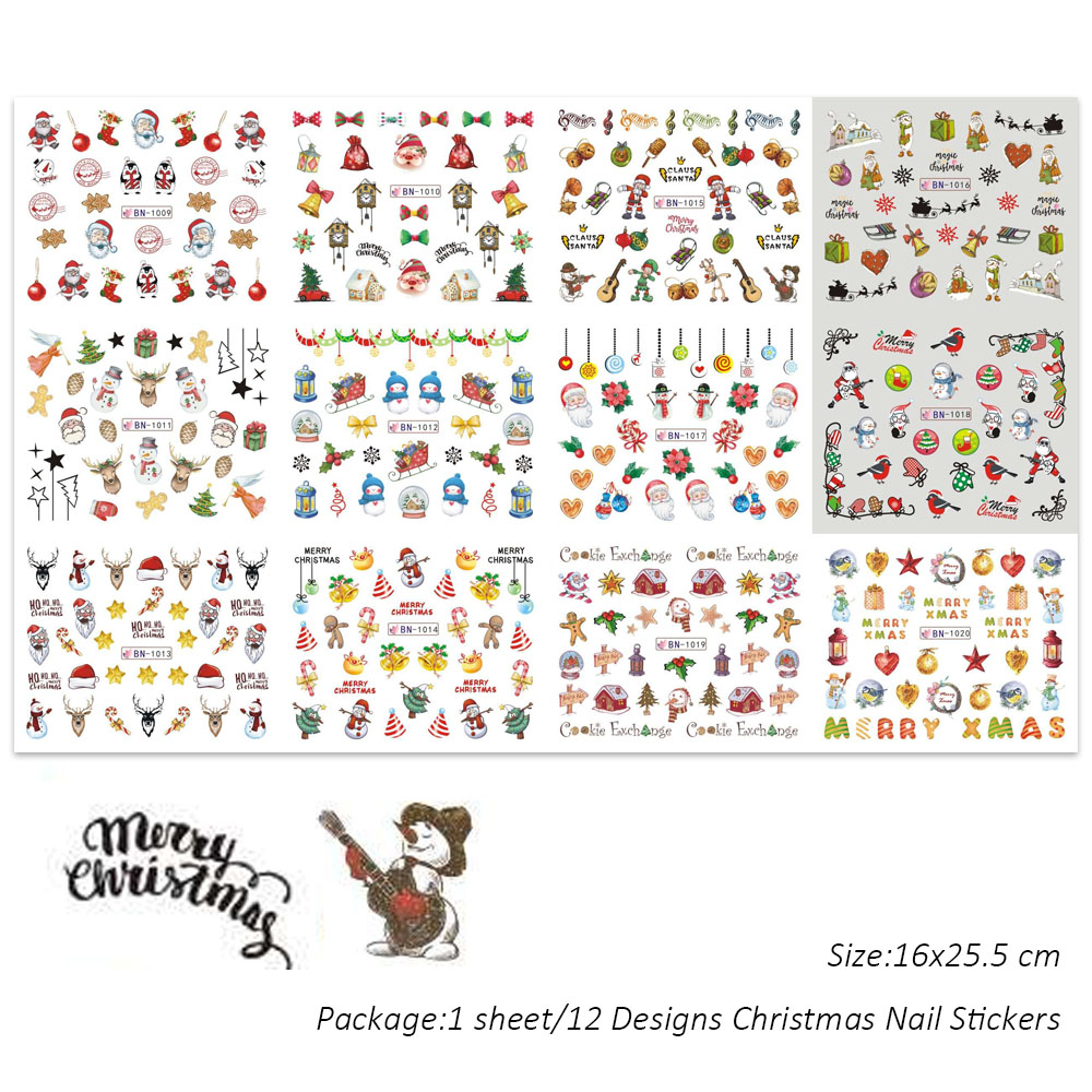 Nail Stickers 2