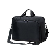 Portable Notebook Handbag Shoulder Laptop Notebook Bag Case for 15″ Computer PC Black MT