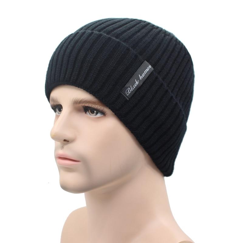 AETRUE Winter Beanies Men Knitted Hat Caps Beany Mask Gorras Bonnet Warm Baggy Winter Hats For Men Women Skullies Beanies Hats 3