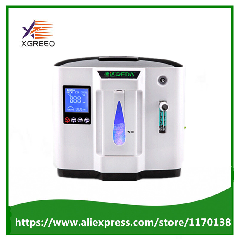 COXTOD XTY-AC103 Portable Home Oxygen Concentrator Affordable Oxygen Therapy Equipment Oxygen concentrator Portable Generator 32w oxygen concentrator machine portable oxygen generator 3l min low noise