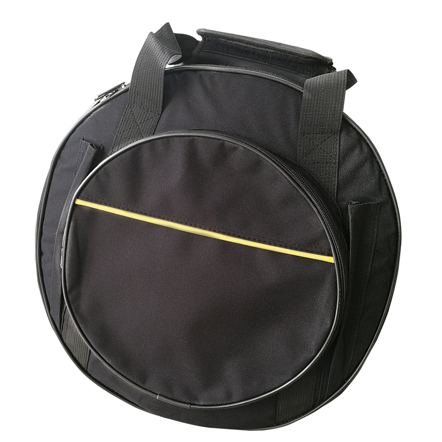 BATESMUSIC Snare Drum Bag Backpack With Shoulder Strap Durable Percussion Instrument Parts & Accessories 14 Inch