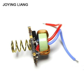 JOYING LIANG JYL-7801 3-12V 500mA-2.9A General Constant Current LED T6/U2/L2 Driver Board QX9920 22MM Driving Plate 1 mode 3mode 5mode constant current 2800ma dc 12v xml t6 led driver for cree xml xm l2 t6 lightingtransformers driver