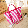 Aolen Woman Bags Canvas Luxury Handbags Women Designer Famous Brands 2017 Fashion Nylon Waterproof Pouch Sling Handbag