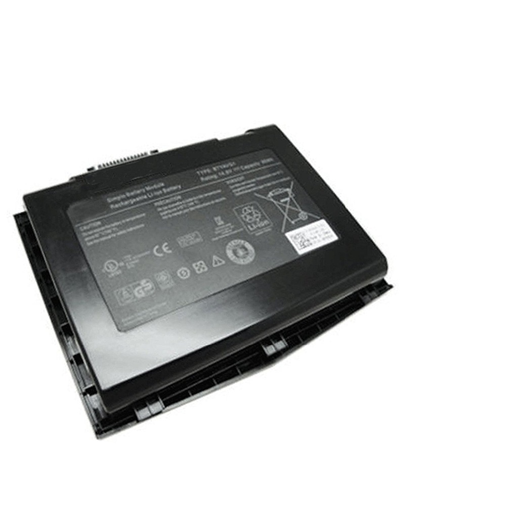 12Cell 96wh Battery for Dell Alienware M18x R1 R2 Laptop Btyavg1 14 8v 63wh original new laptop battery for dell alienware m11x m14x r1 r2 battery 0w3vx3 08p6x6 pt6v8