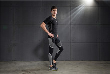 New Cool Compression Fitness Men Pants